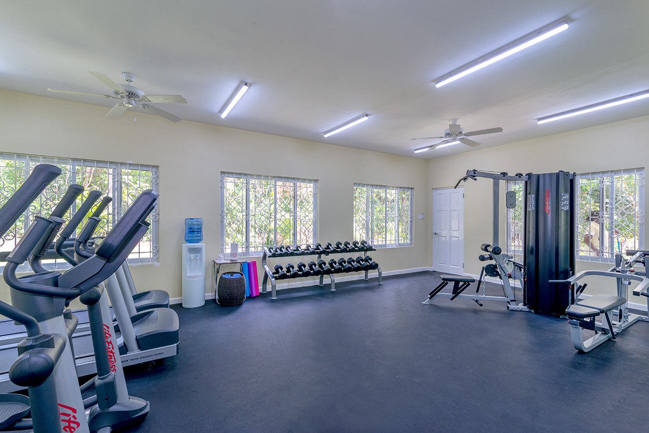 Prospect Villa Gym